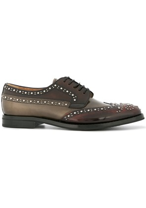 Church's Grafton Met studded brogues - Brown