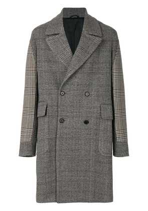 Stella McCartney double breasted coat - Brown