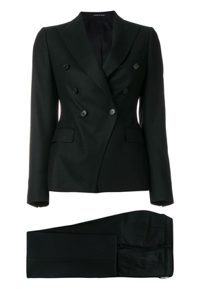 Tagliatore two piece suit - Black