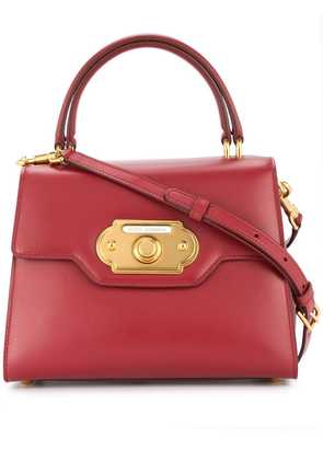 Dolce & Gabbana Welcome tote bag - Red