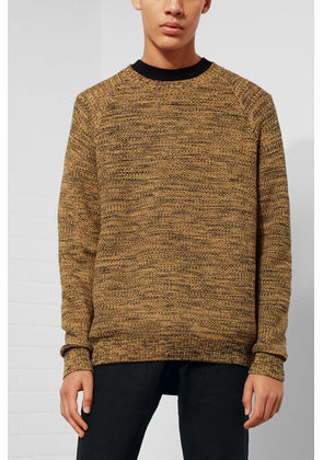 Cave Sweater - Yellow