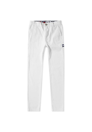 Tommy Jeans 6.0 Women's Canvas Carpenter Chino W22 Cloud Dancer