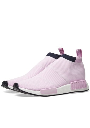 Women's Adidas NMD CS1 PK Clear Lilac & Legend Ink