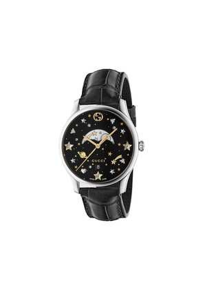 Gucci G-Timeless watch, 36mm - Black