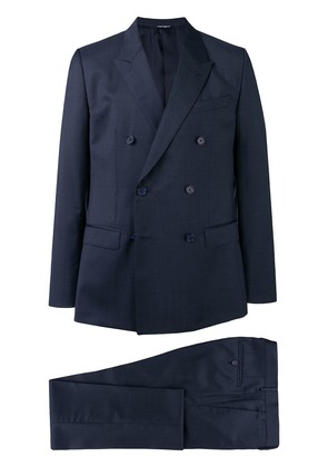 Dolce & Gabbana two-piece suit - Blue