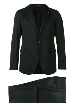 Tagliatore fitted formal suit - Black