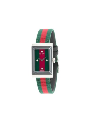 Gucci G-frame watch - Green