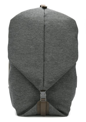 Côte & Ciel envelope effect backpack - Grey