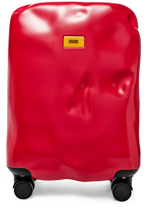 Crash Baggage - Icon Carry-on Hardshell Suitcase - Red