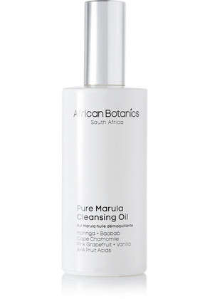 African Botanics - Pure Marula Cleansing Oil, 100ml - one size