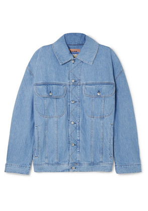 Acne Studios - Oversized Denim Jacket - Light denim