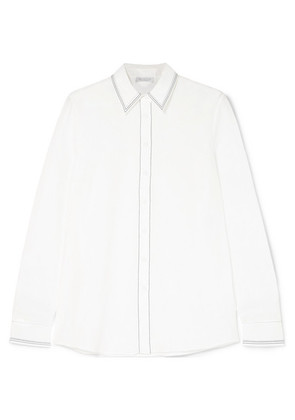 Gabriela Hearst - Linen Shirt - White