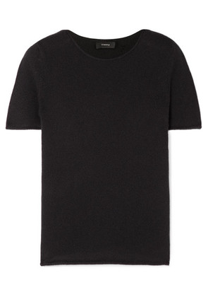 Theory - Tolleree Cashmere Sweater - Black