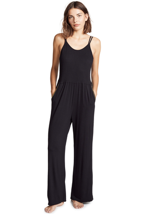 Honeydew Intimates Disco Chick Lounge Jumpsuit