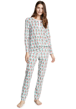Roller Rabbit Monkey Mas Pajamas