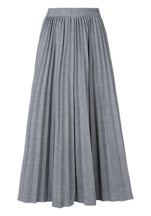 Co pleated midi skirt - Grey