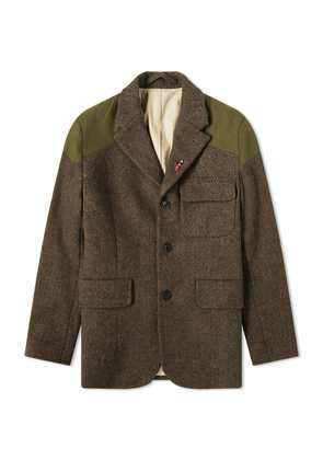Nigel Cabourn Authentic Mallory Jacket Army Green