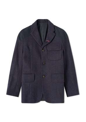Nigel Cabourn Authentic Mallory Jacket Navy