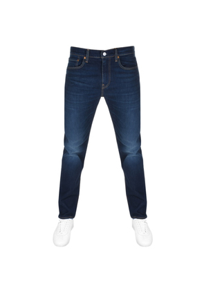Levis 502 Regular Tapered Jeans Blue