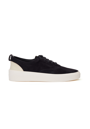 Black 101 Leather Sneakers