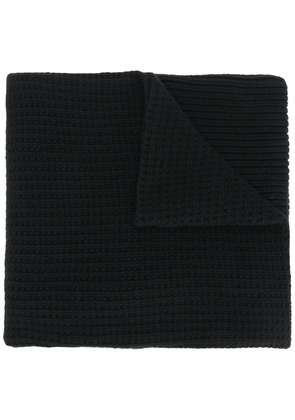 Chalayan pocket scarf - Black