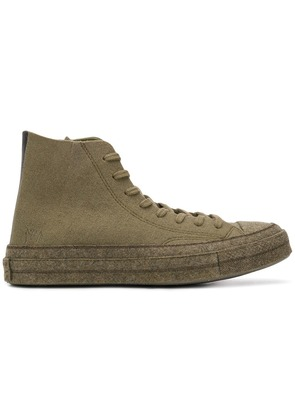 Converse X JW Anderson Chuck '70 Hi sneakers - Green
