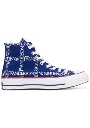 Converse X JW Anderson Chuck '70 Hi sneakers - Blue