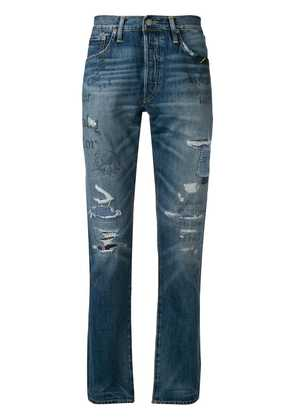 Polo Ralph Lauren Sullivan slim-fit jeans - Blue