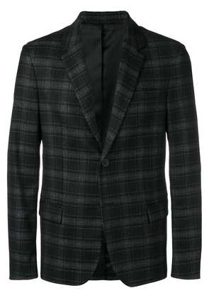 Joseph Reading Broken Check jacket - Black