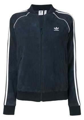 Adidas vintage-style track top - Blue