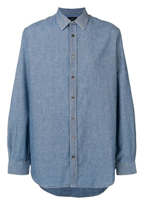 Joseph Jacques Chambray shirt - Blue