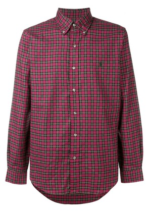 Polo Ralph Lauren classic check logo shirt - Red