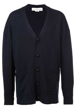 Golden Goose Deluxe Brand buttoned cardigan - Blue