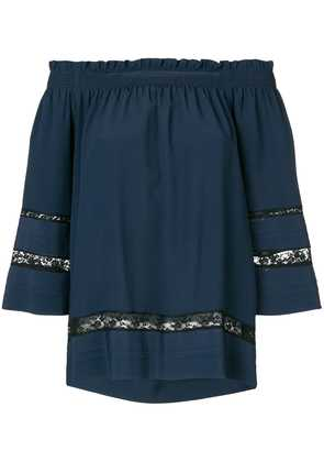 P.A.R.O.S.H. casual Angelica blouse - Blue