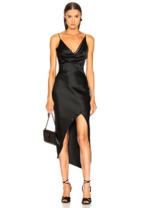 Cushnie Hudson Dress in Black