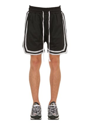 ABRA MESH BASKETBALL SHORTS