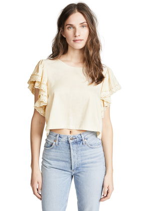 LOVESHACKFANCY Coco Tee