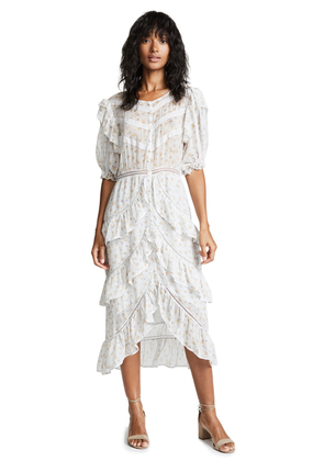 LOVESHACKFANCY Cherina Dress