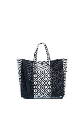 Truss Small Handwoven Tote
