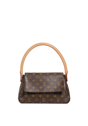 What Goes Around Comes Around Louis Vuitton Monogram Looping Mini Bag