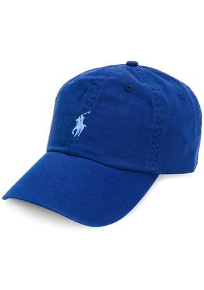 Polo Ralph Lauren embroidered logo cap - Blue