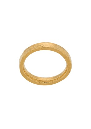 Alighieri Dante's Shadow band ring - Gold