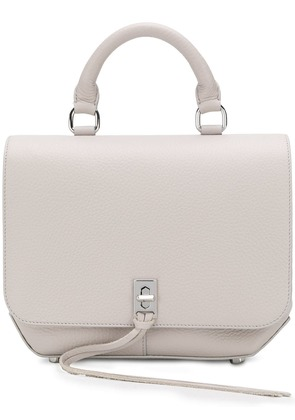 Rebecca Minkoff Medium Darren convertible backpack - Neutrals
