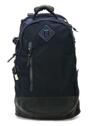 Visvim logo backpack - Black