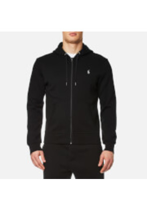 Polo Ralph Lauren Men's Zip Track Top - Polo Black - L - Black