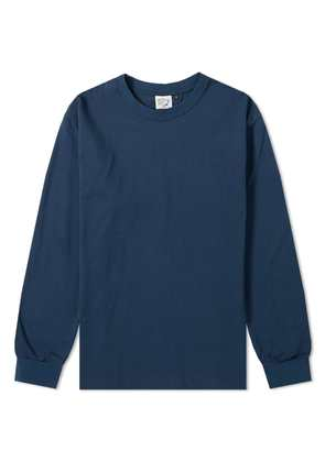 orSlow Long Sleeve Tee Navy