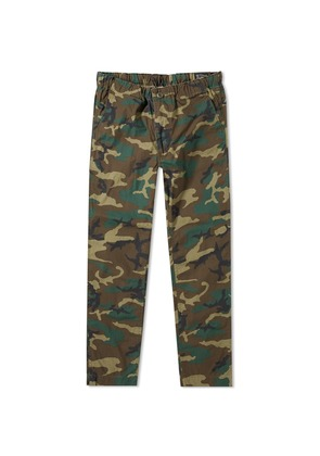 orSlow New York Tapered Pant Woodland Camo