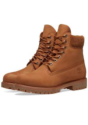 Timberland 6' Premium Boot Medium Brown Nubuck