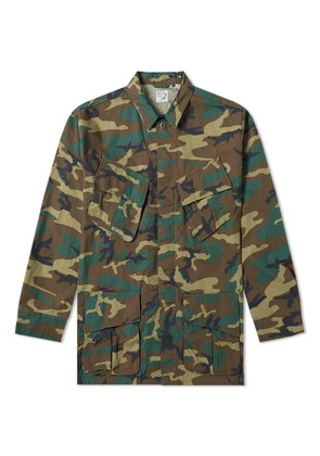 orSlow US Army Tropical Jacket Woodland Camo