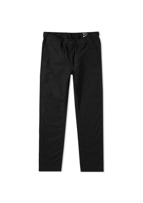 orSlow New York Tapered Pant Black